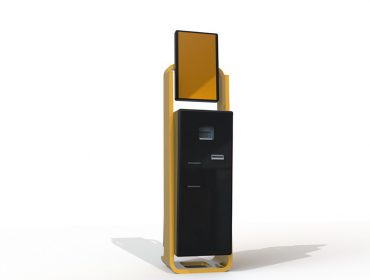 KEYPOS Pro – Automated self-payment kiosk, Ticket vending machine, Top-up & Return kiosk, Parking self-payment