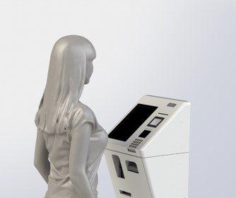 KEYPOS Basic – Top up kiosk